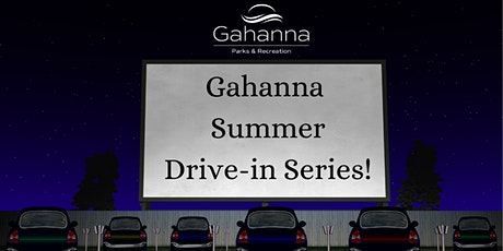 Gahanna Summer Drive-In Series tickets