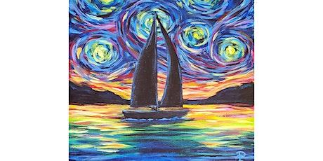 "Fletcher Bay Winery, Bainbridge - ""Starry Night Sail"" tickets"