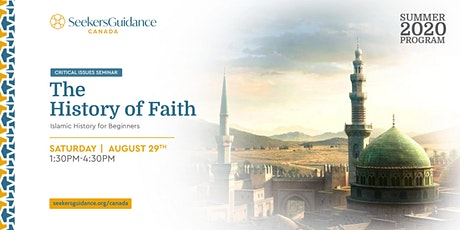 The History of Faith: Islamic History for Beginners tickets