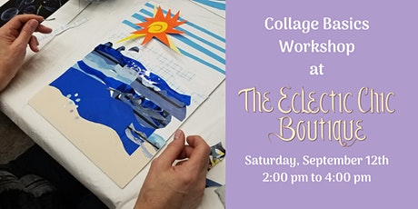 Collage Basics Workshop tickets