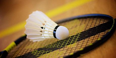 Entraînement / Jeu libre Badminton ASVB billets