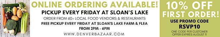Sloan's Lake Farm & Flea image