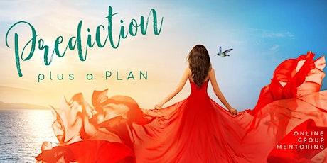 Prediction Plus a Plan - tarot readings tickets