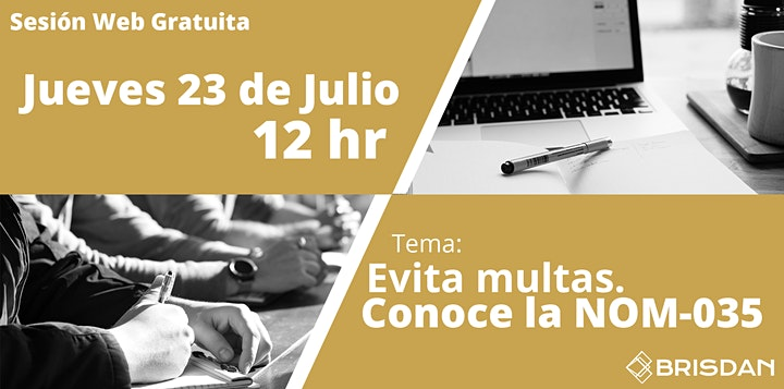 Imagen de ¡EVITA MULTAS! CONOCE TODO DE LA NOM-035