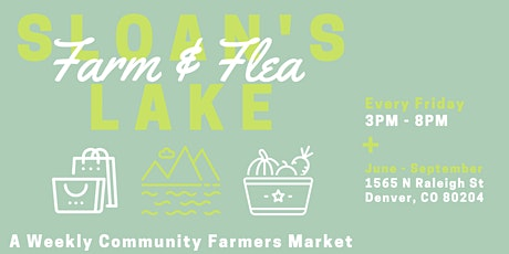 Sloan's Lake Farm & Flea tickets