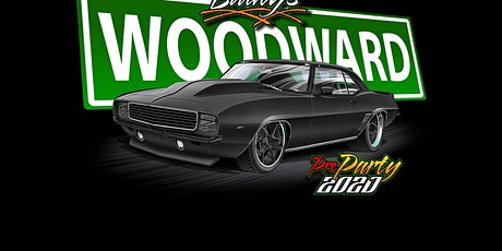 Tom Bailey's Woodward Preparty Kickoff Cruise Night tickets