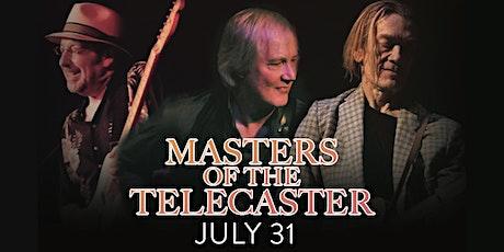 Masters of Telecaster w/ Jim Weider, GE Smith & Tom Principato tickets