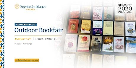Outdoor Bookfair tickets