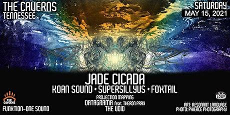 Jade Cicada in The Caverns