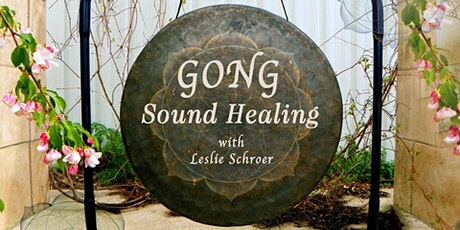 Gong Sound Healing: In-Store & FB LIVE tickets