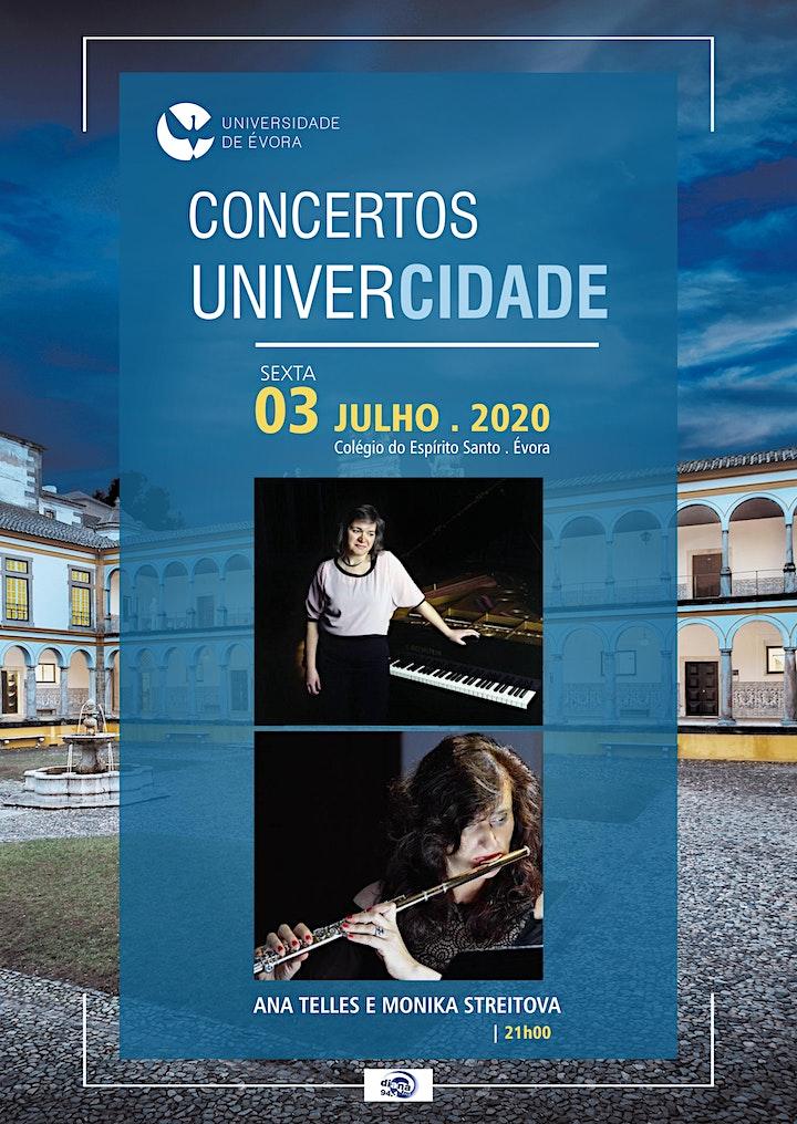 imagem Concerto UniverCidade | Dias 3 e 4 de julho de 2020