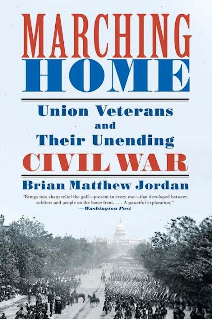 Civil War Lecture Series: Union Veterans and their Unending Civil War image