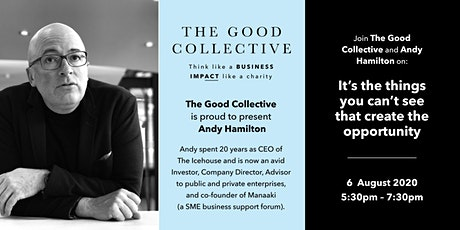 The Good Collective presents Andy Hamilton tickets