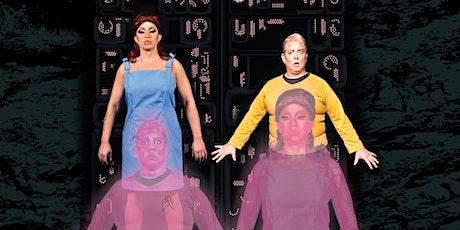 """Oasis TV: Star Trek Live! """"Turn About Intruder"""" tickets"""