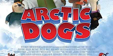 Drive-Up Movies Arctic Dogs tickets