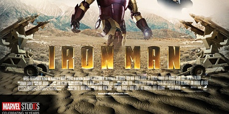 IRON MAN (2008) at BDI (Sun thru Tues 7/19-21) tickets