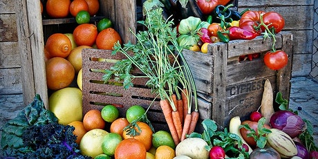 Edible Gardening Series: Summer Watering & Nutrition for your Garden• LIVE tickets