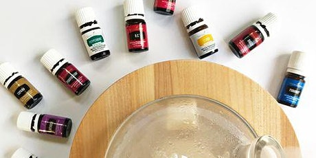 Boost Your Immune System with Essential Oils tickets