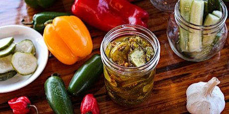 Bread & Butter Pickles Canning Class tickets