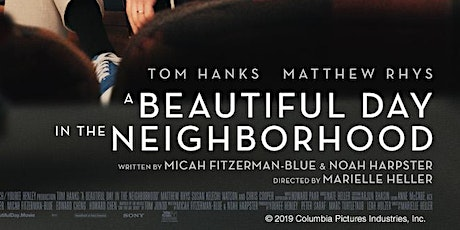 Drive-Up Movies  - A Beautiful Day in the Neighborhood tickets