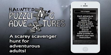 One Team Haunted Scavenger Hunt Julian tickets