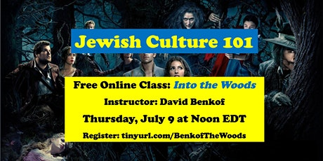 Into the Woods (FREE online course) tickets
