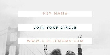 CircleMoms September Circle (5 week series) ingressos