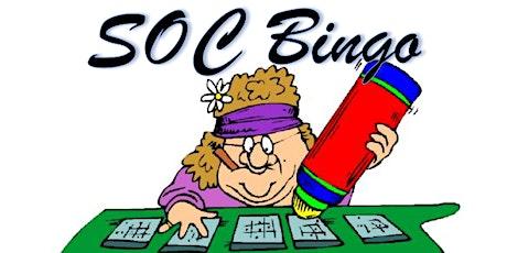SOC Bingo tickets