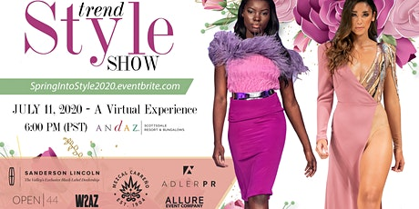 VIRTUAL STYLE TREND SHOW July 11, 2020  tickets