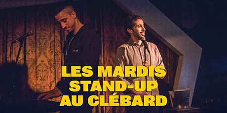 Les Mardis Stand-Up Au Clébard tickets
