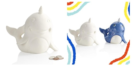 Narwhal Bank To-Go Kit tickets