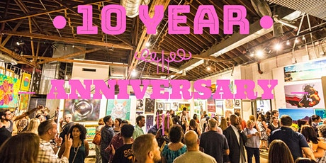 CHOCOLATE AND ART SHOW ATLANTA -10 YEAR ANNIVERSARY  tickets