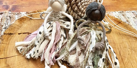 Macrame Fairies with Mary from Knot Modern tickets