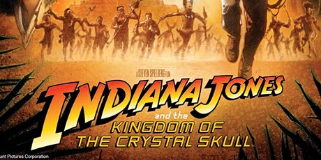 Drive-Up Movies  - Indian -Jones and the Kingdom of the Crystal Skull tickets