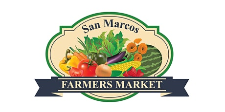 San Marcos Farmers' Market tickets