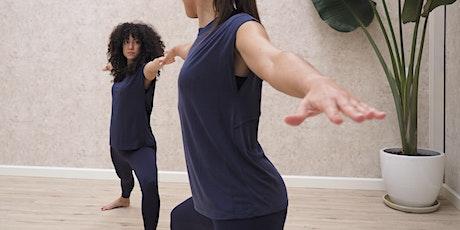 Taller Online de Introducción al Yoga entradas