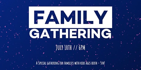 Kid Life Family Gathering tickets