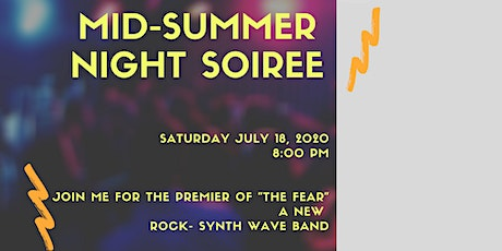 Mid-summer night Soiree tickets
