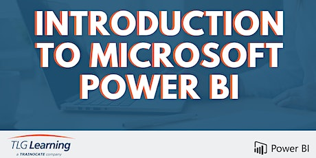 Introduction to Microsoft Power BI tickets