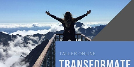 Taller Online Transformate tickets