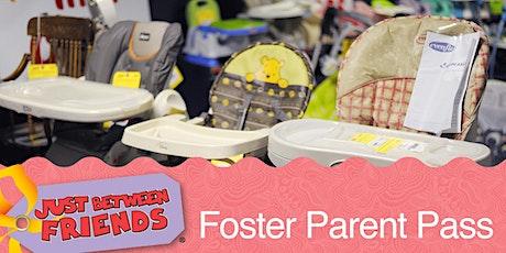 Foster Parent - Fall 2020 tickets