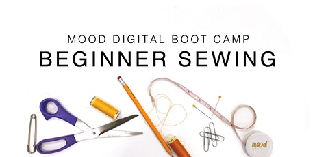 Beginner Summer Sewing Virtual Class tickets