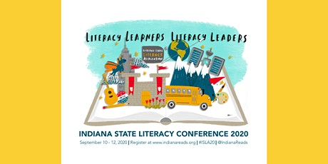 Indiana State Literacy Association 2020 Conference tickets