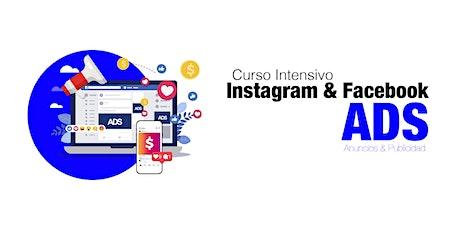 Curso de Instagram & Facebook ADS/ANUNCIOS. entradas