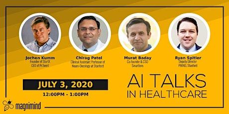 AI Talks in Healthcare tickets