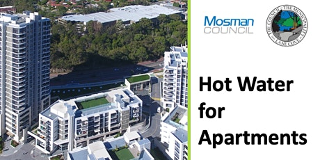 More Efficient Hot Water Systems in Apartment Buildings tickets