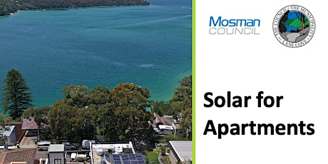 Solar for Apartment Buildings tickets