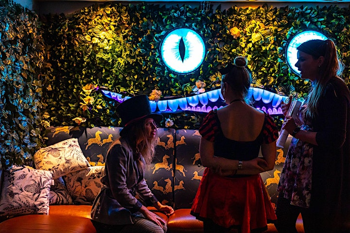 The Alice: An Immersive Cocktail Experience image
