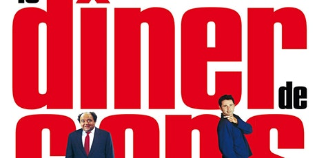 "Online Ciné Canapé + French discussion ""Le dîner de cons"" (The Dinner Game) tickets"