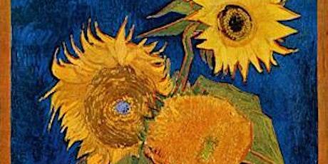 Paint Like Series: Vincent van Gogh - Six Sunflowers tickets